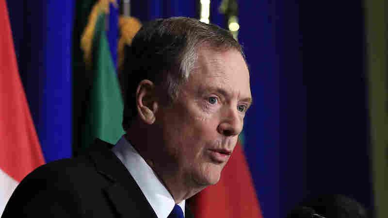 Efforts To Rewrite NAFTA Not Going Well; Next Round of Talks Delayed