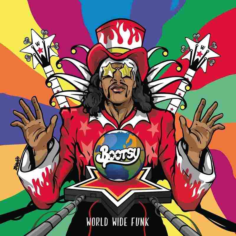 Bootsy Collins, World Wide Funk.