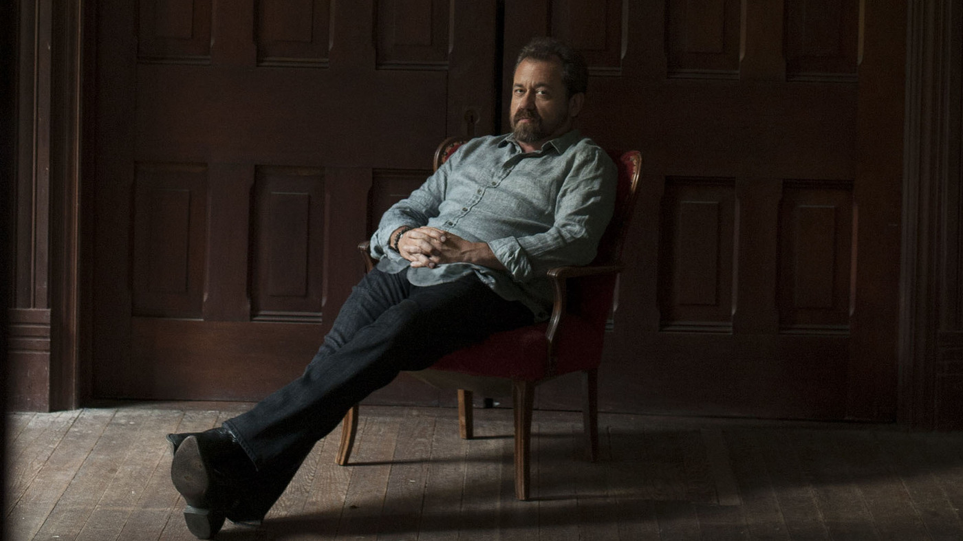 Dan Tyminski On Mixing Electronic Dance And 'Southern Gothic'