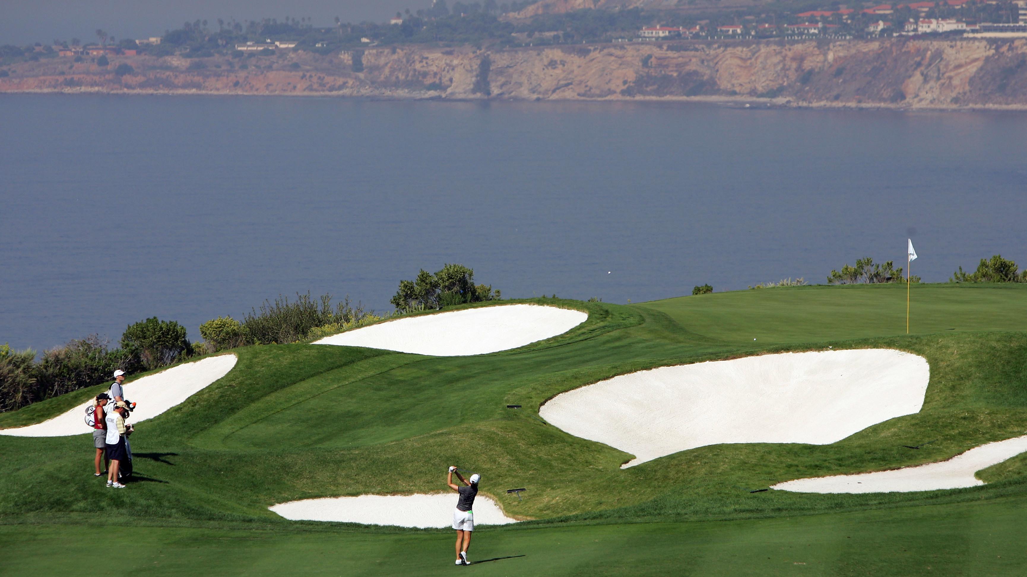 nude bogy art golf landscape was paying