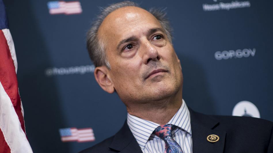 Rep. Tom Marino, R-Pa., was blamed in media reports for sponsoring a bill that the Drug Enforcement Administration had warned would hamper its ability to limit America's deadly opioid crisis. (Bill Clark/CQ-Roll Call Inc.)
