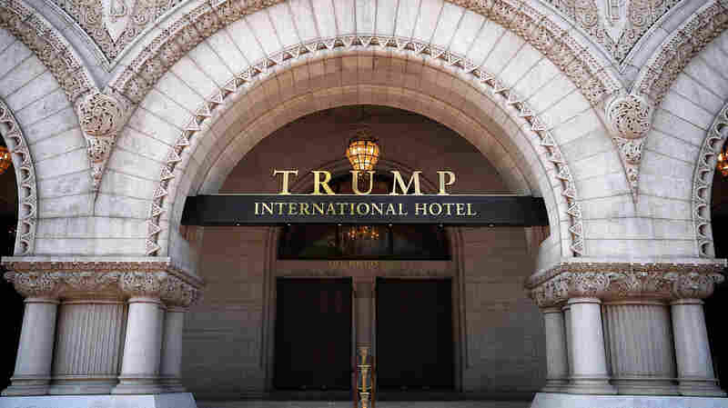 The Court Challenge Begins: Is Trump Taking Unconstitutional Emoluments?