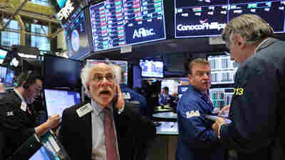 Dow Crosses Another Milestone, Topping 23,000 For The First Time