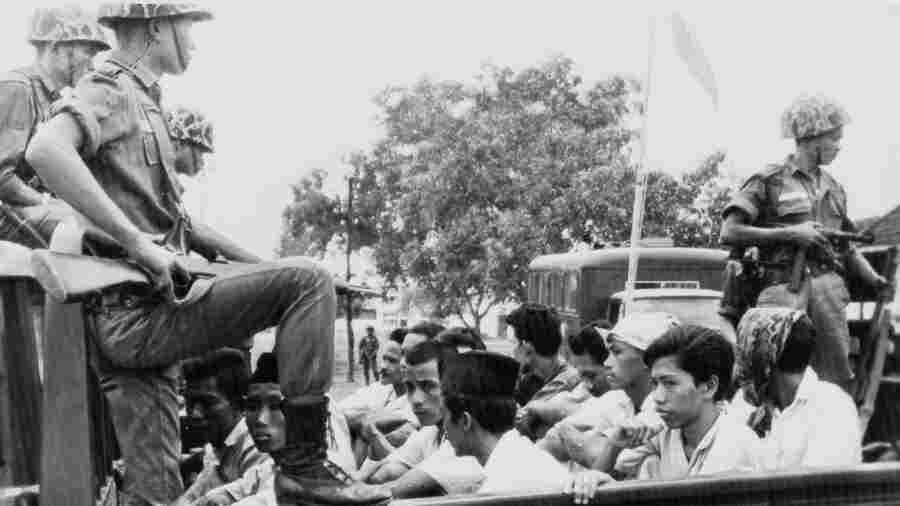 Declassified Files Lay Bare U.S. Knowledge Of Mass Murders In Indonesia