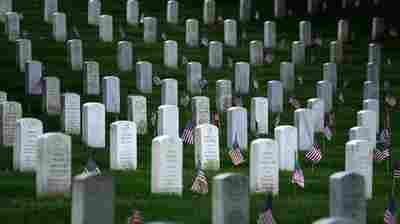 Veterans, Survivors' Groups Try To Shift The Conversation On Condolences