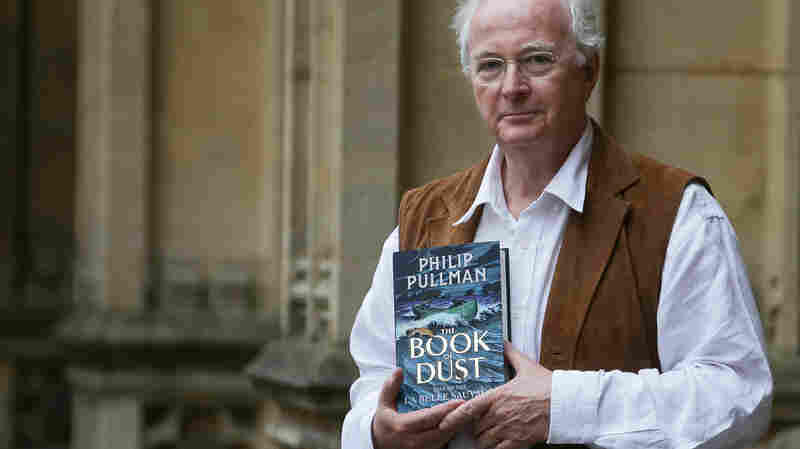 Philip Pullman's Realm Of Poetry And Inspiration