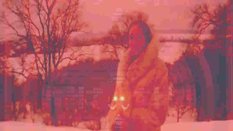 Tycho Turns Tarkovsky's 'Solaris' Into A Laser Show