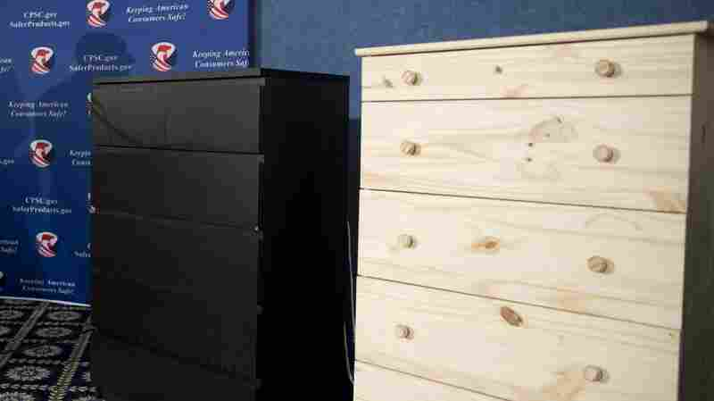 After Ikea Dresser Recall, Another Toddler Reportedly Died In Tip-Over