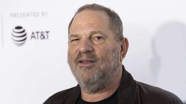 Harvey Weinstein attends the  2017 Tribeca Film Festival in New York in April. A claim that he committed sexual assault in 2013 is under investigation by Los Angeles police.