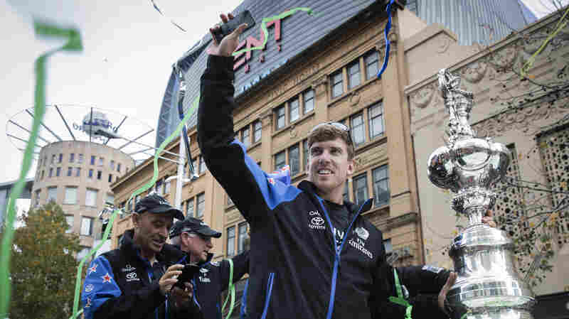 One Of New Zealand's Best Sailors Aims For Triple Crown In Round-The-World Race