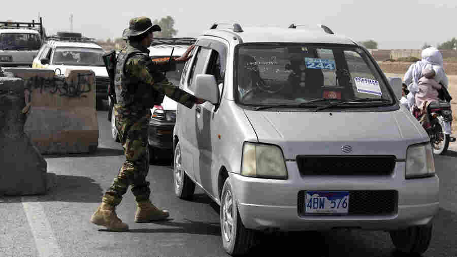 Taliban Attack Nearly Wipes Out Afghan Army Base