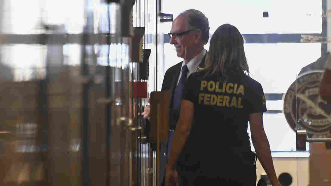 Former head of Brazilian Olympics committee charged