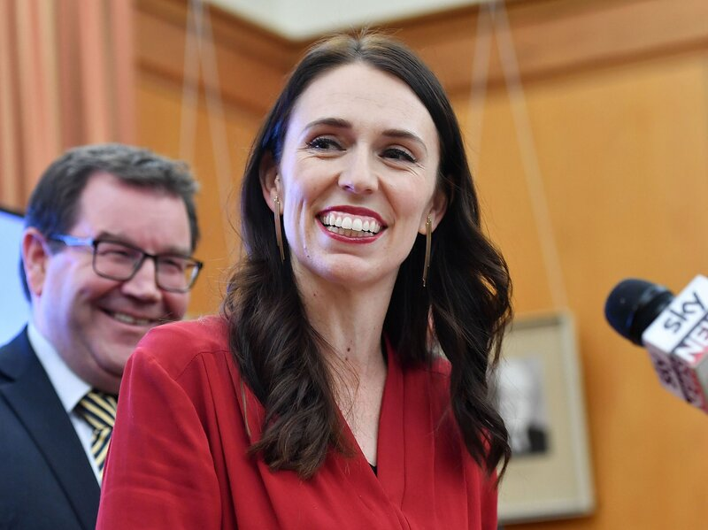 Meet Jacinda Ardern 37 New Zealands Next Prime Minister The Two