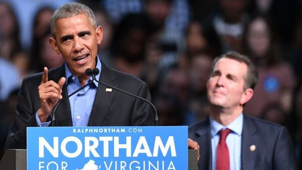 Our Democracy Is At Stake,  Obama Says Of Virginia Race For Governor