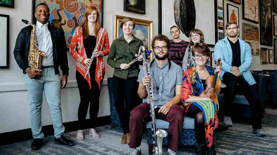 First Listen: GVSU New Music Ensemble, 'RETURN'