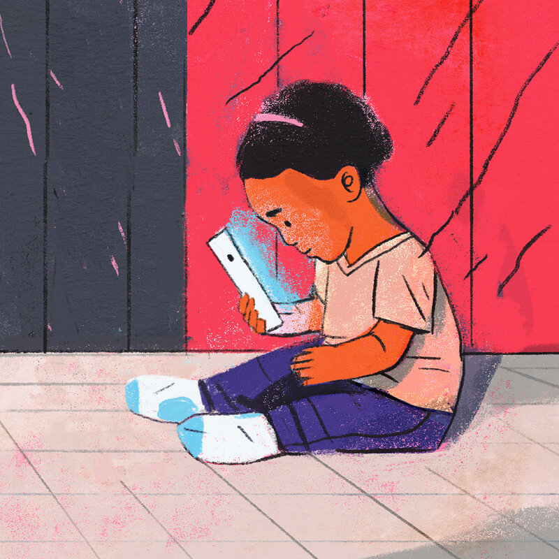Kids Turn To Screens To Cope With >> Screen Time And Your Child How To Mentor Not Monitor Npr