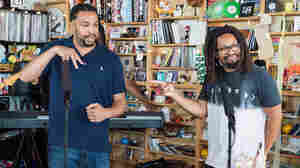 The Perceptionists: Tiny Desk Concert