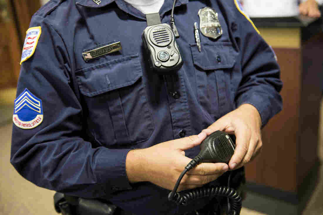 Rapid City, Pennington County officers getting body cameras