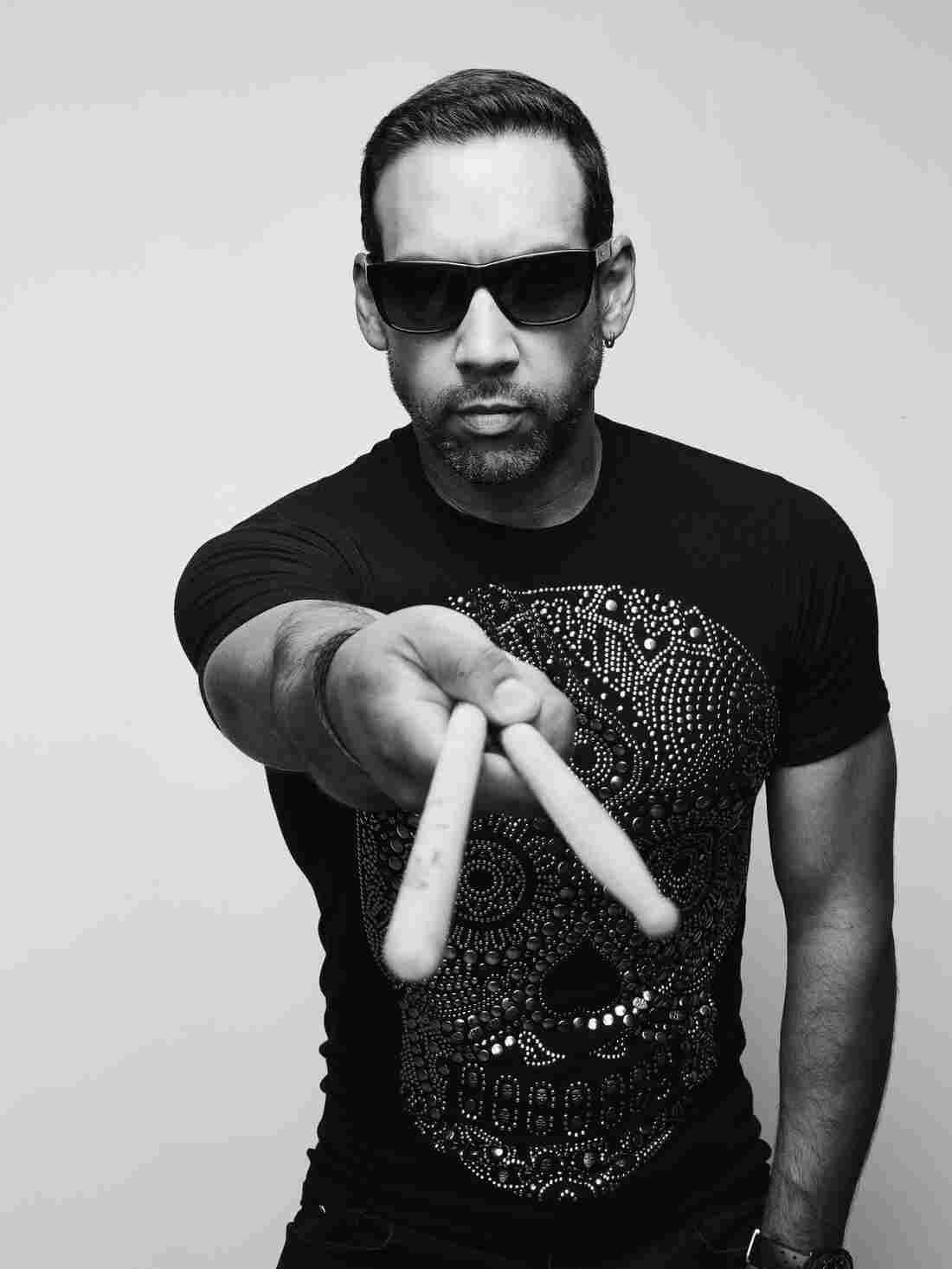 drummer antonio sanchez
