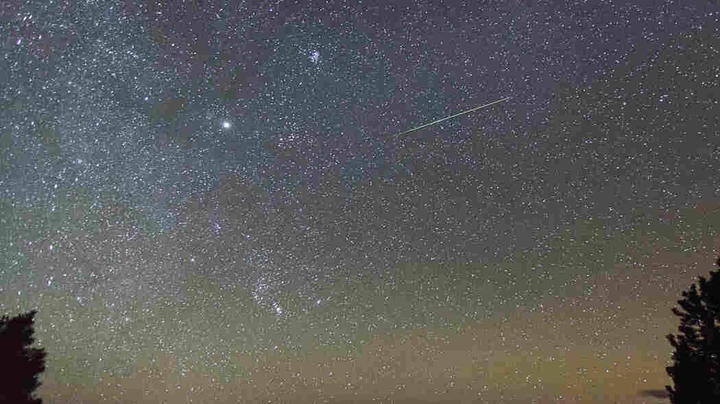 Orionids – Crumbs of Halley's Comet