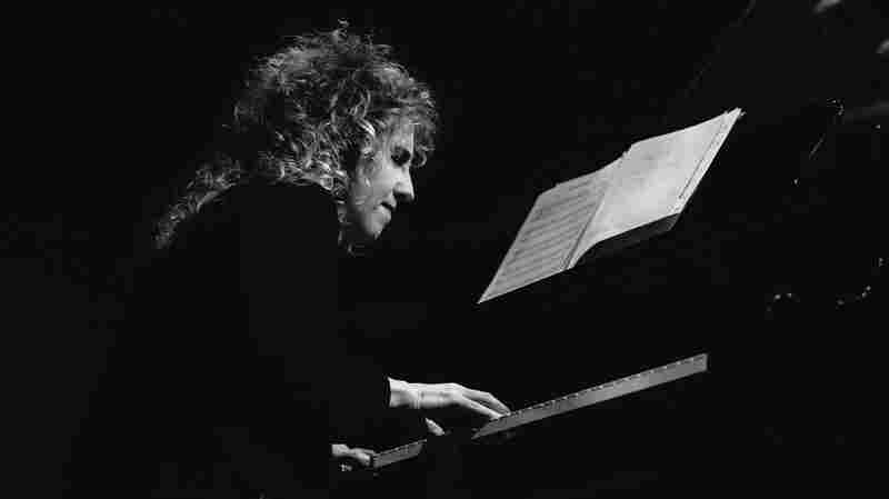 Anat Fort On Piano Jazz