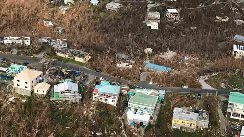 St. John Could Get Electricity Turned Back On, 6 Weeks After Hurricane Irma