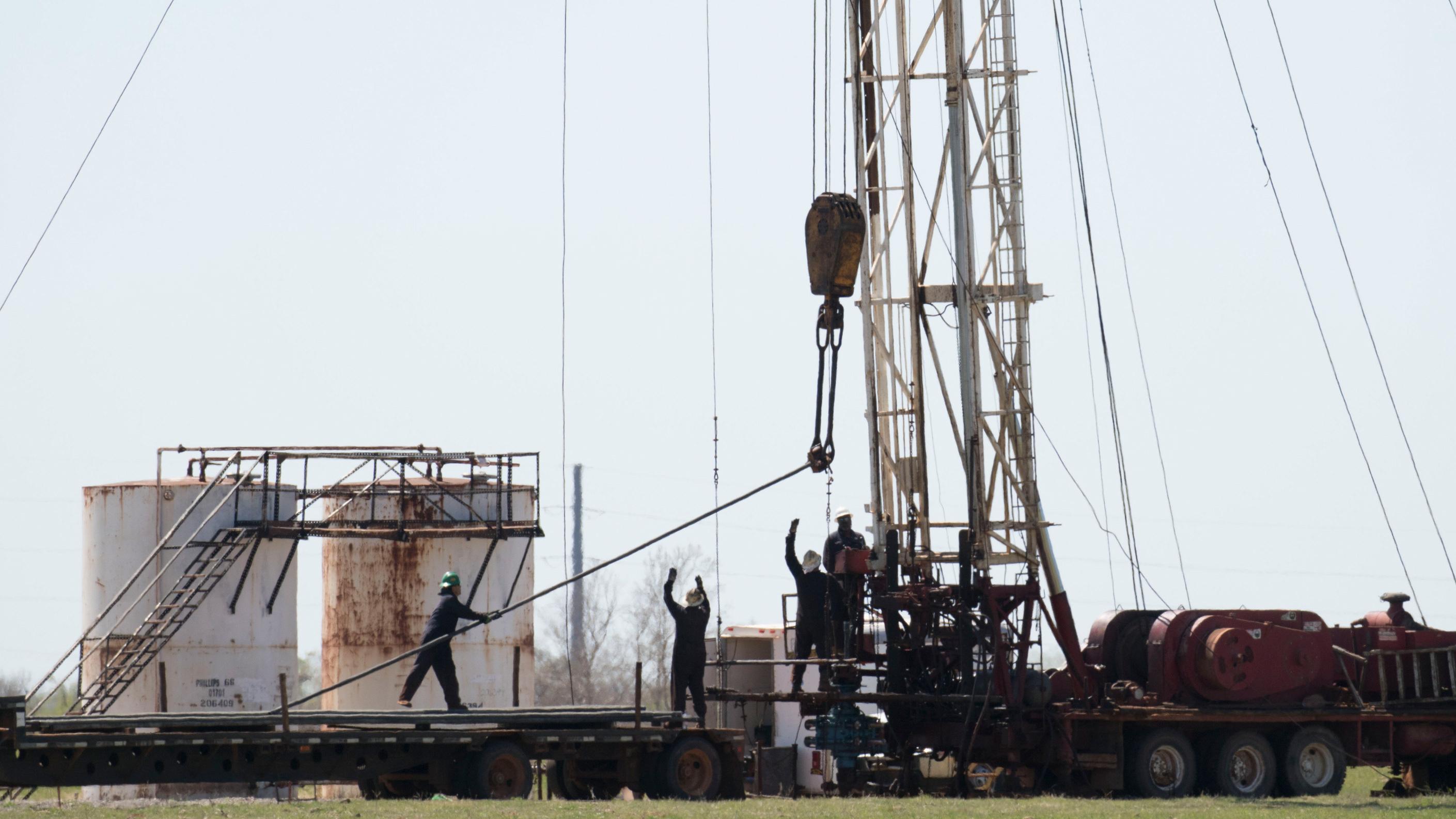 Image for Big Oil Has A Diversity Problem Article