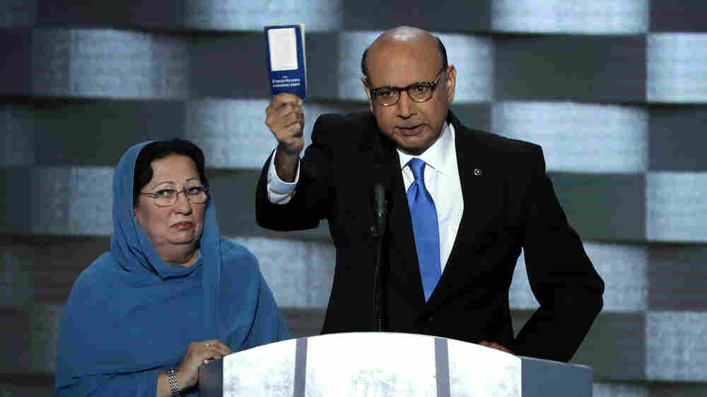 Khizr Khan Says His Faith In America Is Stronger Than Ever