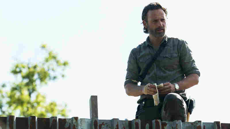 'The Walking Dead' Returns To Form In Season 8 Premiere