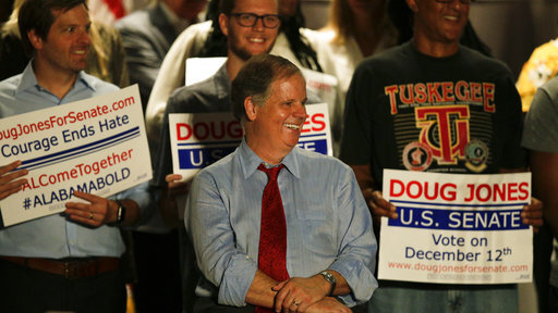Democrats Eye A Rare Opportunity In Alabama Senate Race