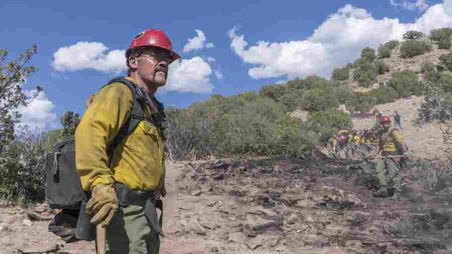 In 'Only The Brave,' The True Story Of Fated Wildland Firefighters