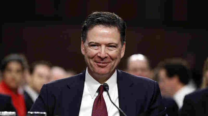 Comey Fesses Up, Claims Ownership Of Suspected Twitter Account