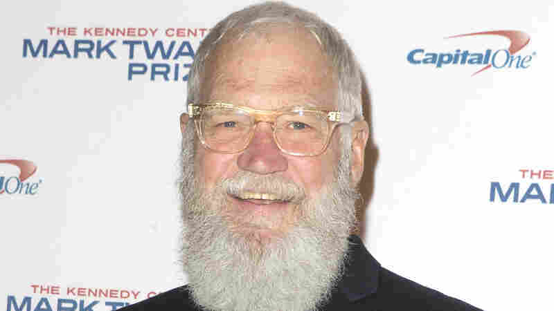 David Letterman Honored With Twain Award For American Comedy