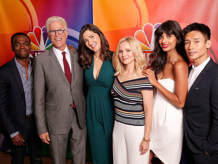 The Good Psychology In 'The Good Place' : 13.7: Cosmos And ...