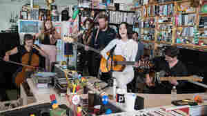 Japanese Breakfast: Tiny Desk Concert