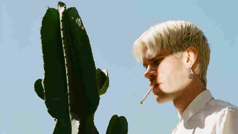 Porches' Aaron Maine Is Sullen In 'Find Me' Video