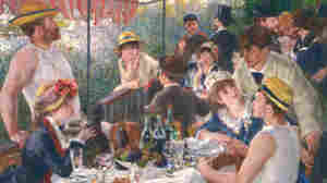 Guess Who Renoir Was In Love With In 'Luncheon Of The Boating Party'