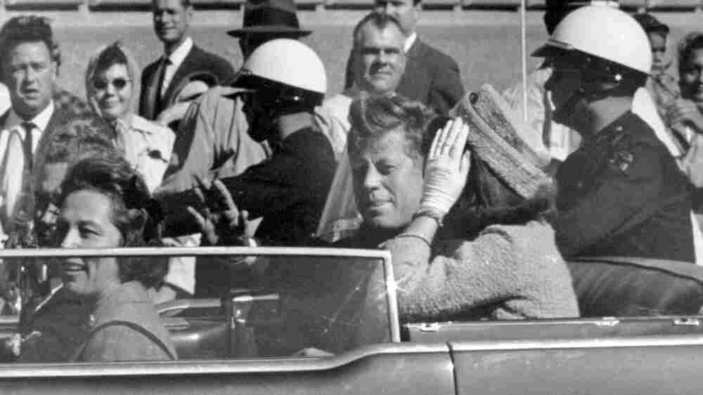 2,800 JFK Assassination Files Have Been Released, Others Withheld