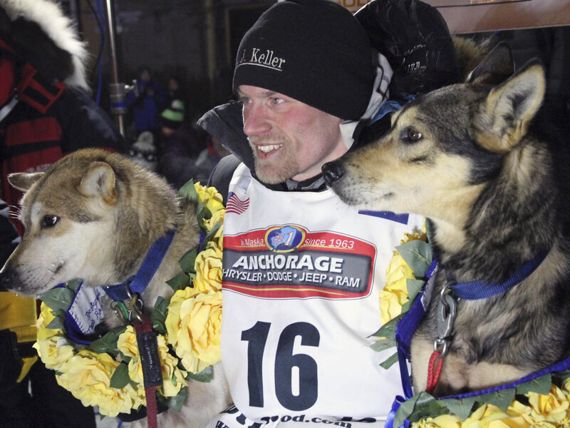 Iditarod Names Four Time Champ Dallas Seavey In Dog Doping Scandal