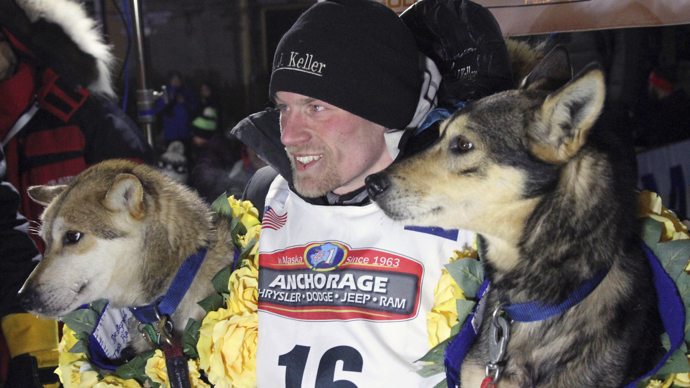 Iditarod Names Four Time Champ Dallas Seavey In Dog Doping Scandal The Two Way Npr