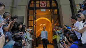 Hong Kong Pro-Democracy Leaders Released On Bail