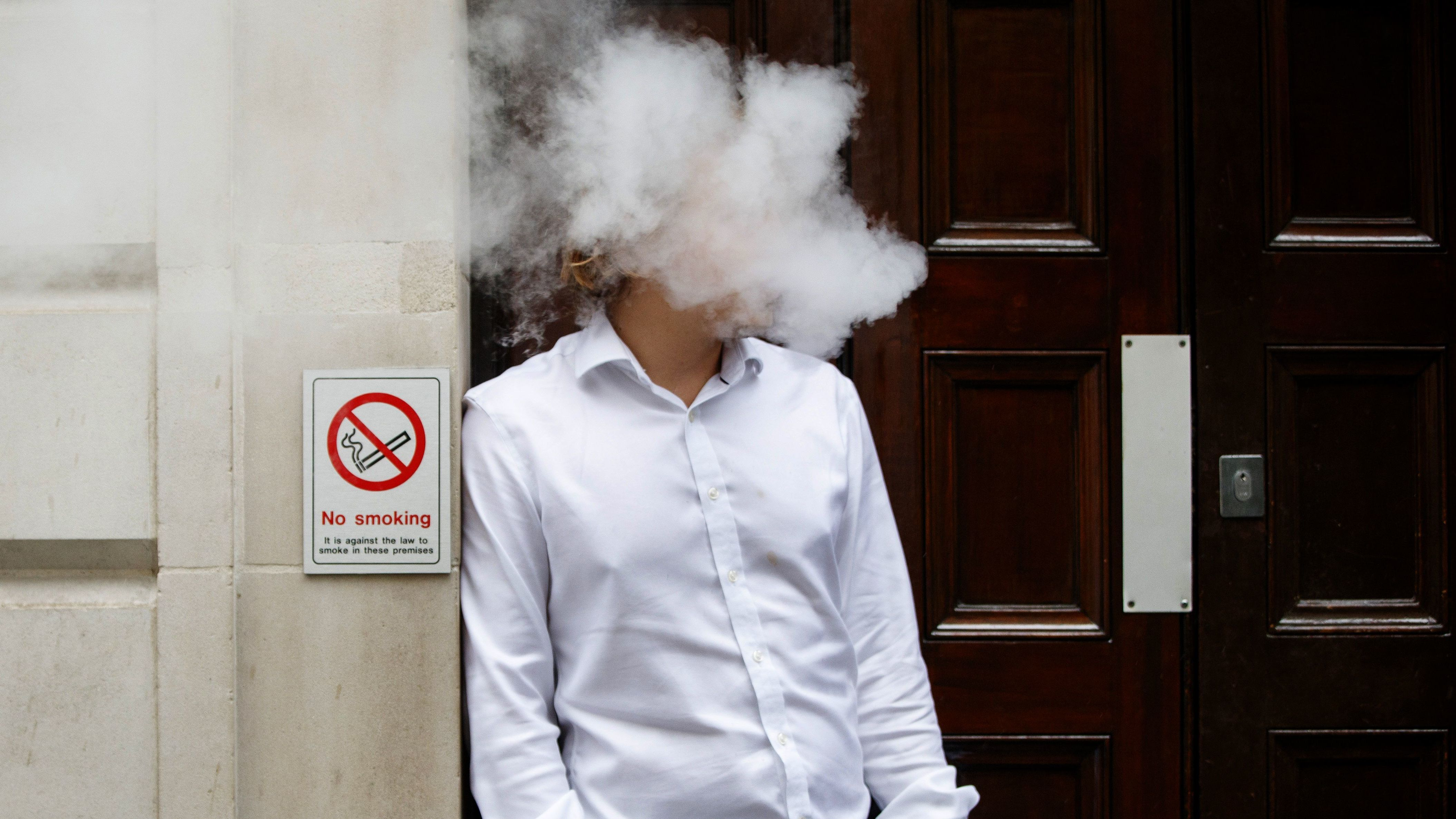 Can vapers smoke their cigarettes in public places