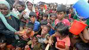 Amid Rohingya Crisis, White House Mulls Sanctions On Myanmar's Military