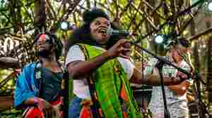 Watch Tank And The Bangas' Joyful Performance At The Pickathon Music Festival