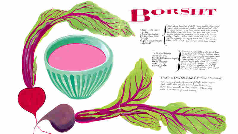 A Rare Find: Trailblazing Female Designer's Unpublished Family Cookbook