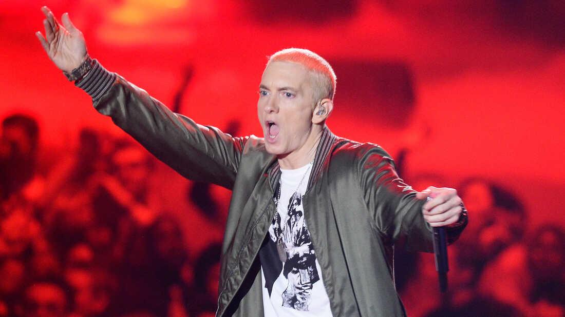Eminem Wins $500K Suit Vs. New Zealand Political Party