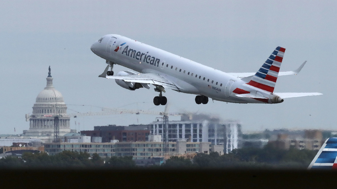 Naacp issues travel advisory for american airlines for American airlines plane types