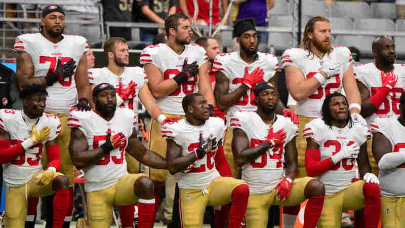 Your Questions About Activism In Sports, Answered