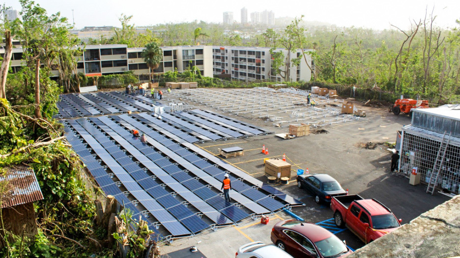 Tesla Turns Power Back On At Children's Hospital In Puerto Rico