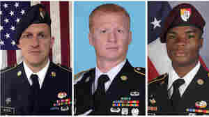 U.S. Official: Niger Ambush Of U.S. Troops Was 'Set Up' By Villagers